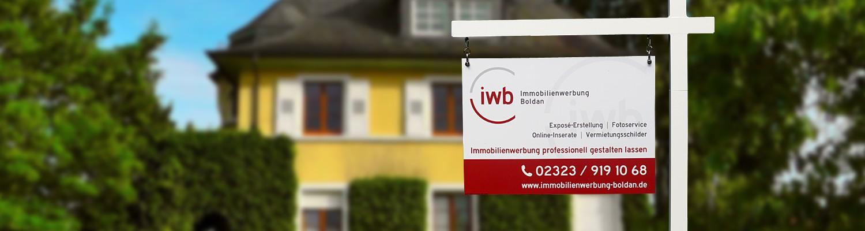 Immobilienwerbung professionell gestalten lassen
